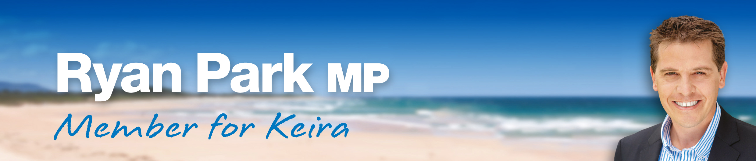 Ryan Park, MP Logo